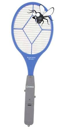 Electronic Fly Swatter Power Mod