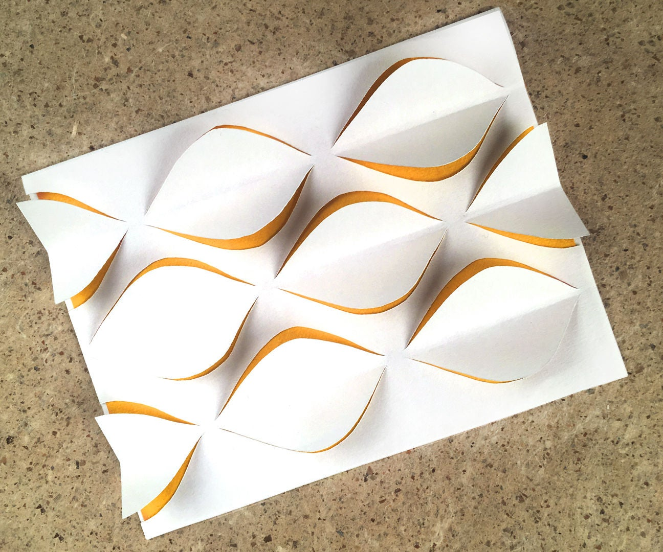 3d Paper Cutting How To Make A Greeting Card 3d Wall Art
