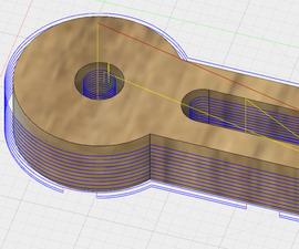Fusion 360 Toolpaths for Handibot