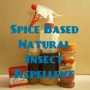 Spice Based Natural Insect Repellent