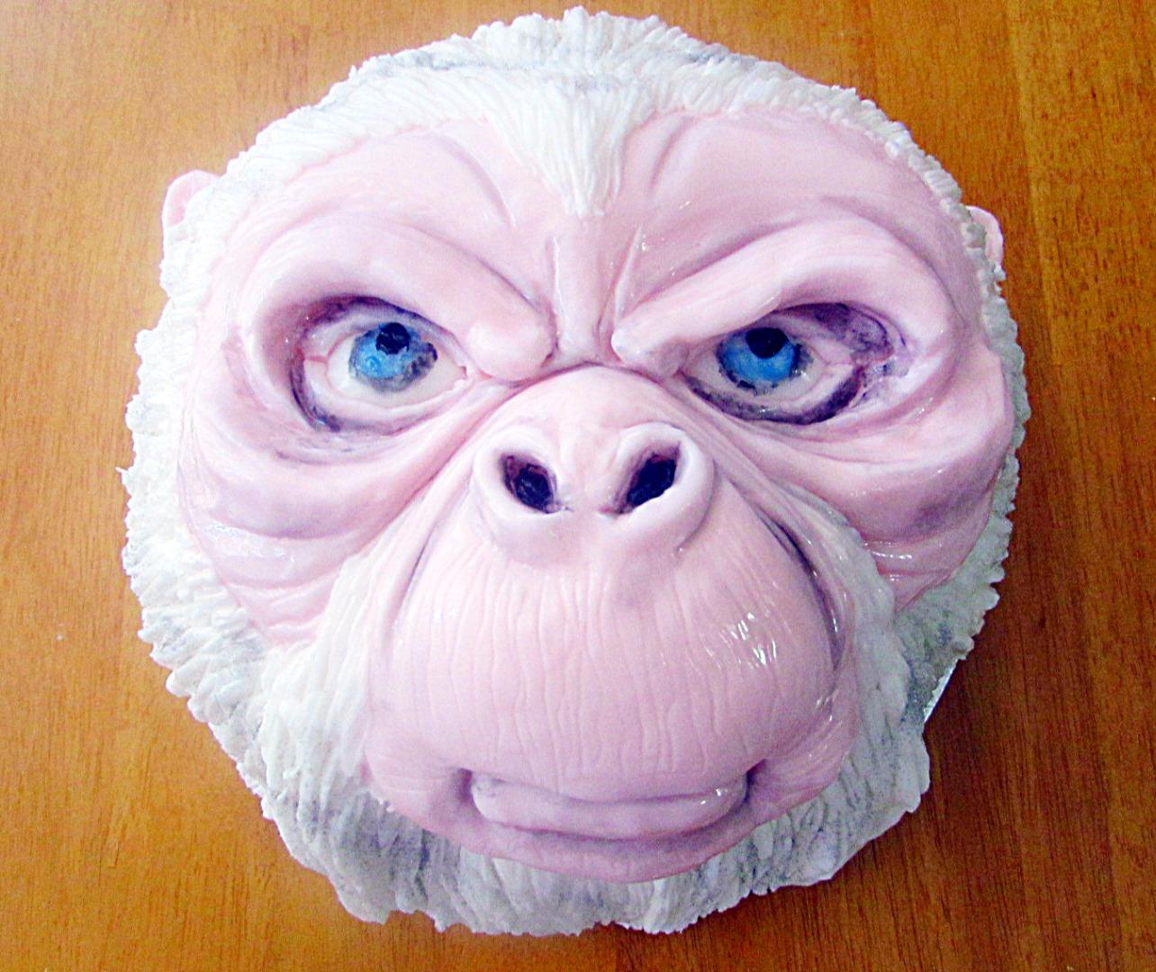 Picture of Yeti Dome Zuccotto Cake