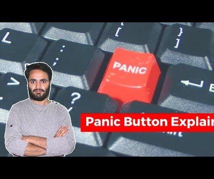 Google Panic Button