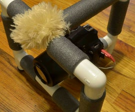 Making A Steady Cam Type Rig For Your HD Vid Capable DSLR