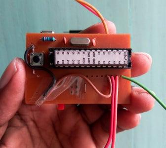 Make Control Circuit & Upload the Program