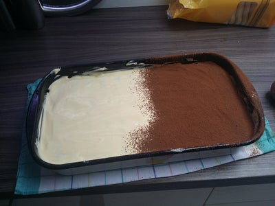 Preparing Tiramisu to Make It Really Good