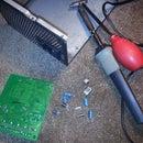 Cheap Fix for a Damaged Desoldering Iron Tip