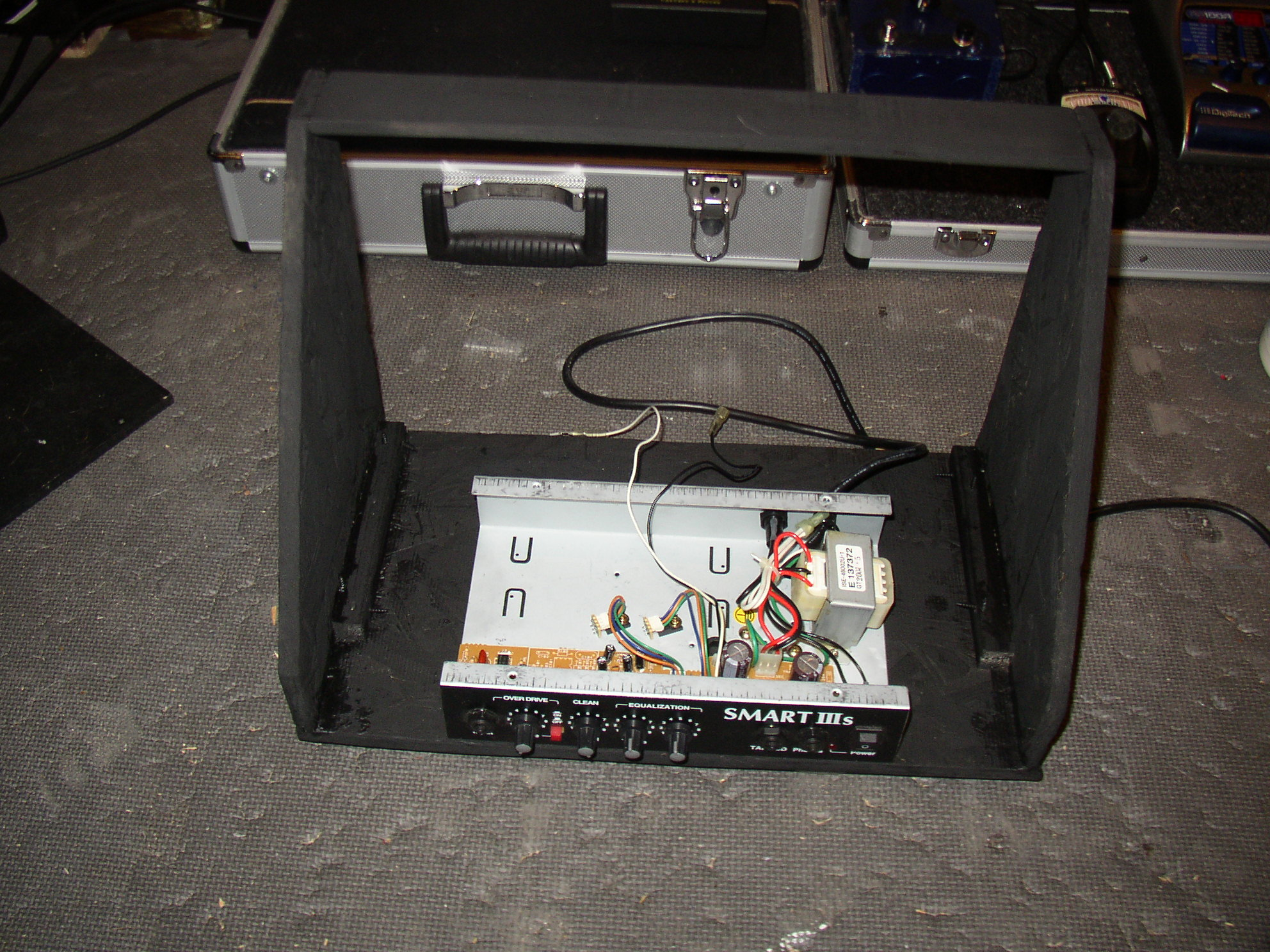 Picture of Homemade Electric Guitar Amp