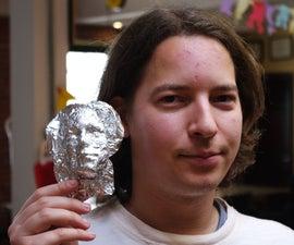 Mini Face Sculpture