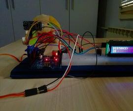 STALKER GUARD (Arduino Uno Project)