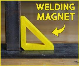 3D Print Magnetic Welding Holders