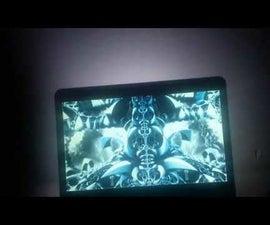 Easy Light Show for Laptop