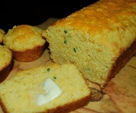 Jalapeno Corn Bread Loaf