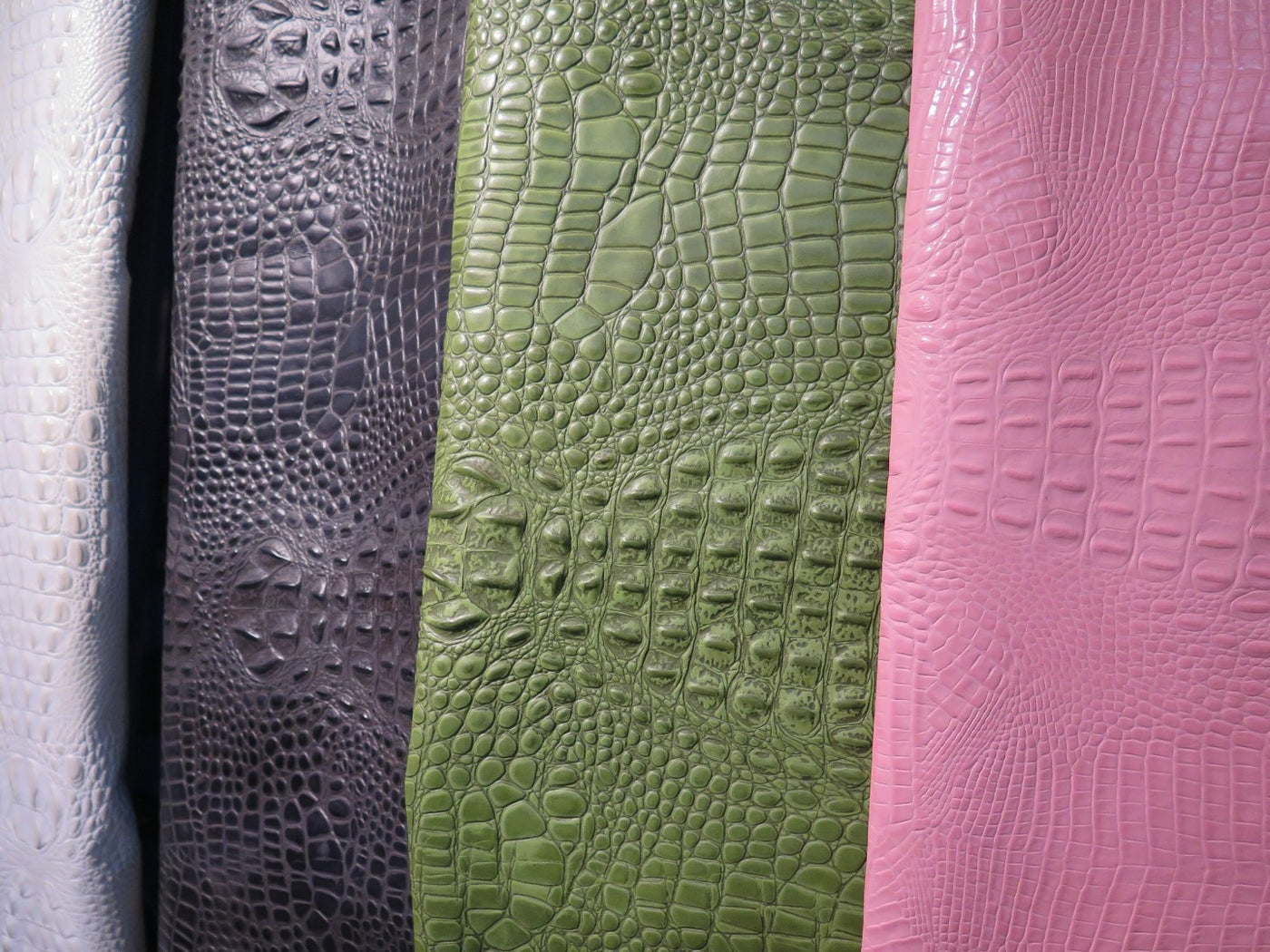 Leather by Dye and Finish