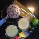 How to make a Mezcal Shrub Margarita