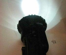DIY HID Flashlight for your car/truck