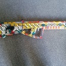 Knex Random Bullpup Model (Slightly modded)