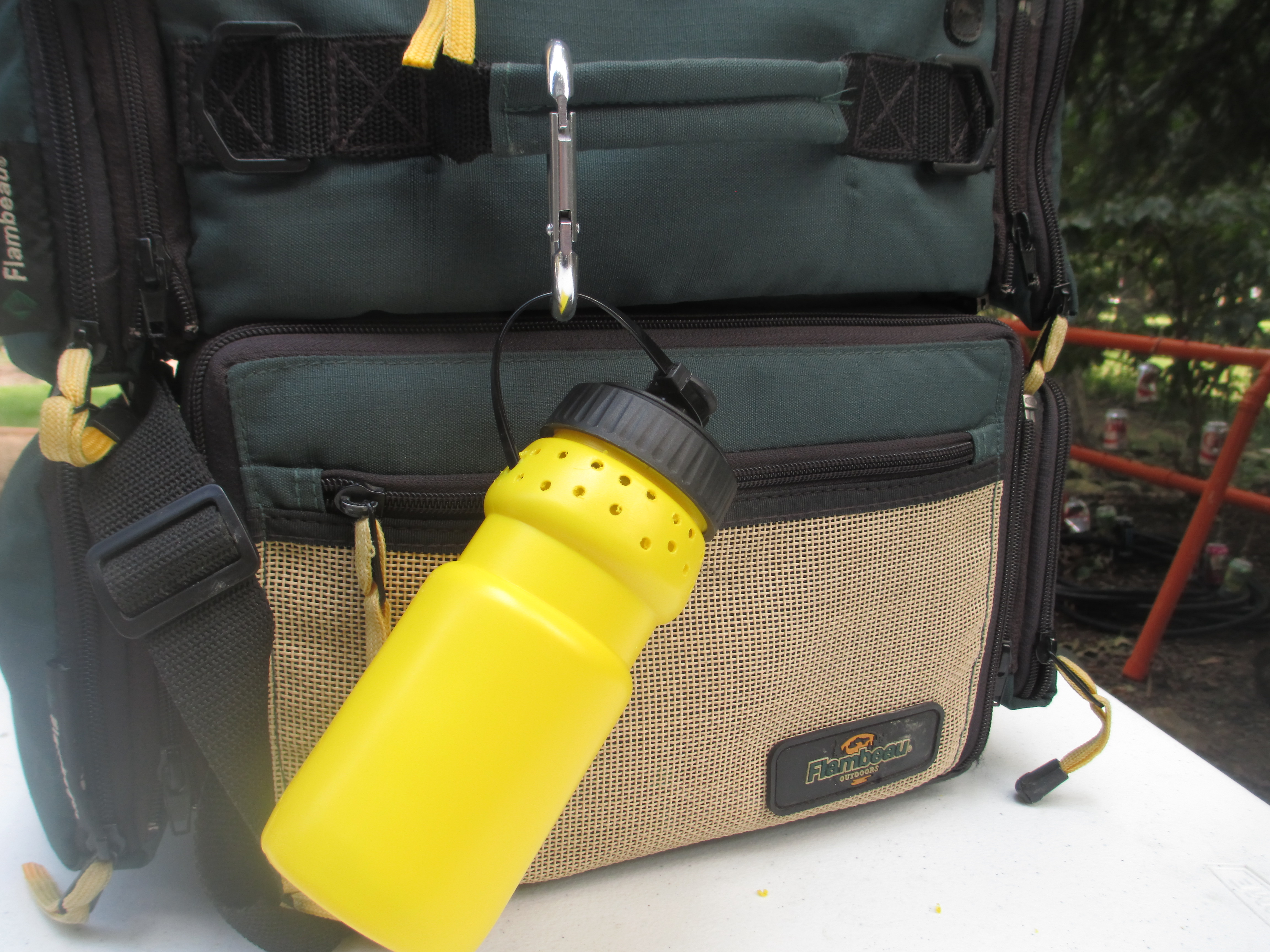 Picture of Make a Worm Bait Bottle for Fishing