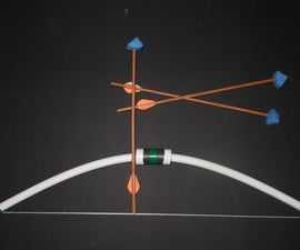 How to Make a Childrens Bow and Arrows