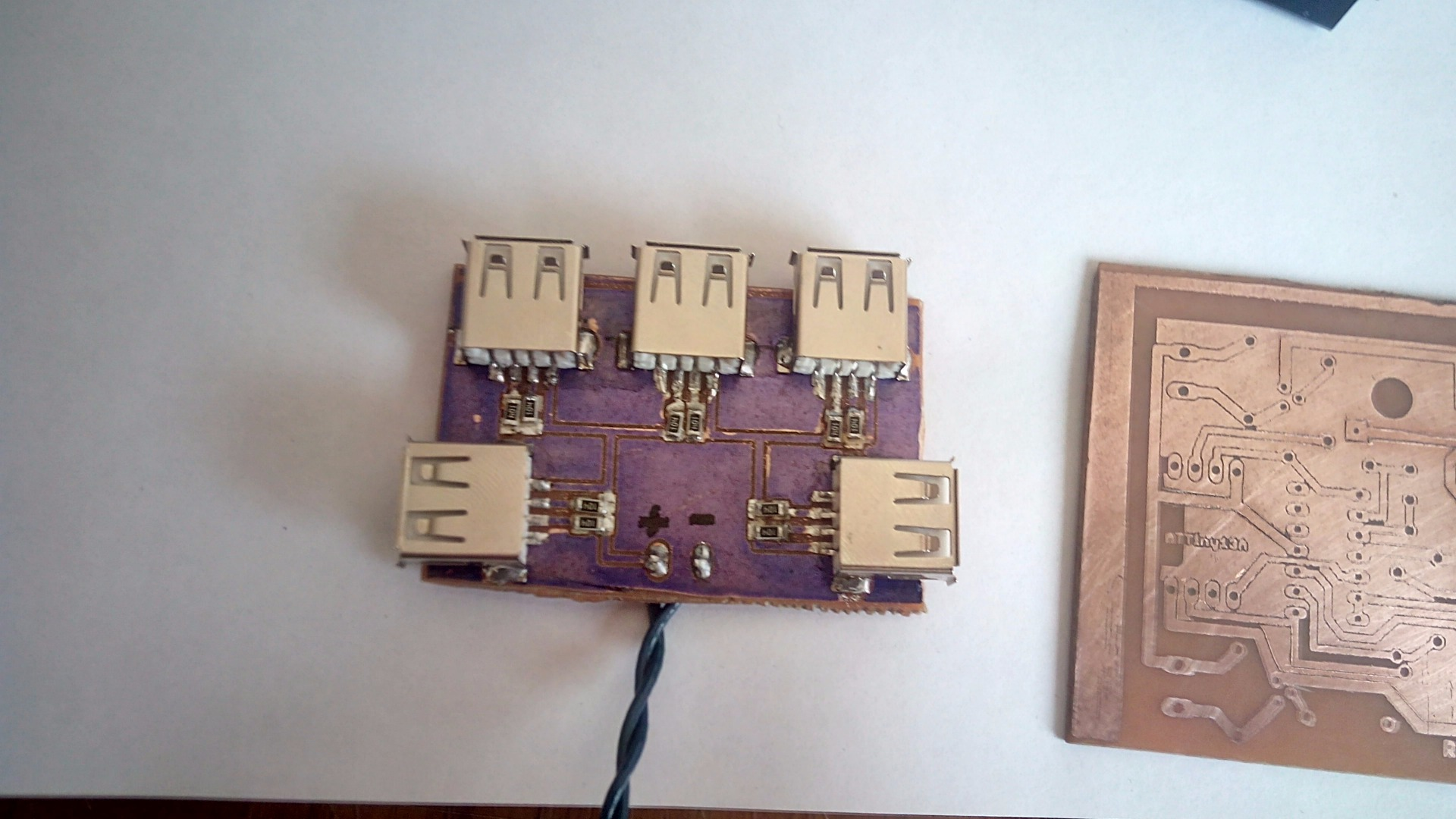 Picture of DIY PCB Lab for Under $35.00
