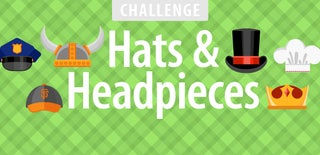 Hats and Headpieces Challenge