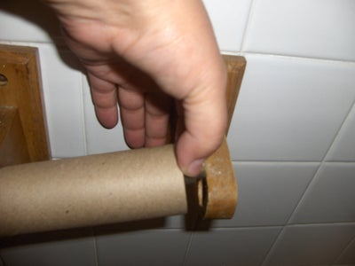 Removing the Empty Roll