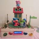 DIY Sesame Street Alarm Clock (with Fire Alarm!)