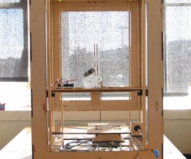 Webster: A Geometric Pattern Weaving Machine