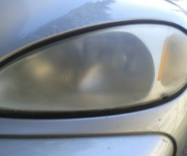 Fixing those stubborn faded opaque headlights.