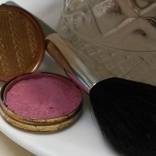 Refill and Refresh Vintage Compact