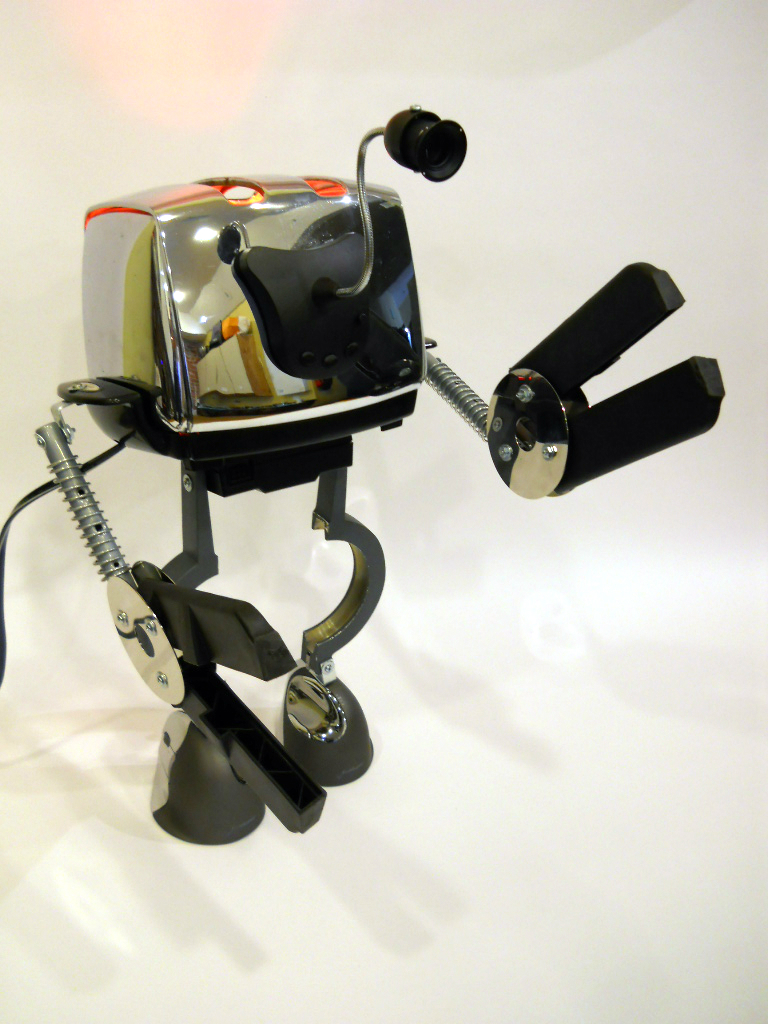 Picture of Turn Your Damaged Toaster Into an Outer Space Sculpture