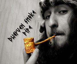 Dwarven pipe