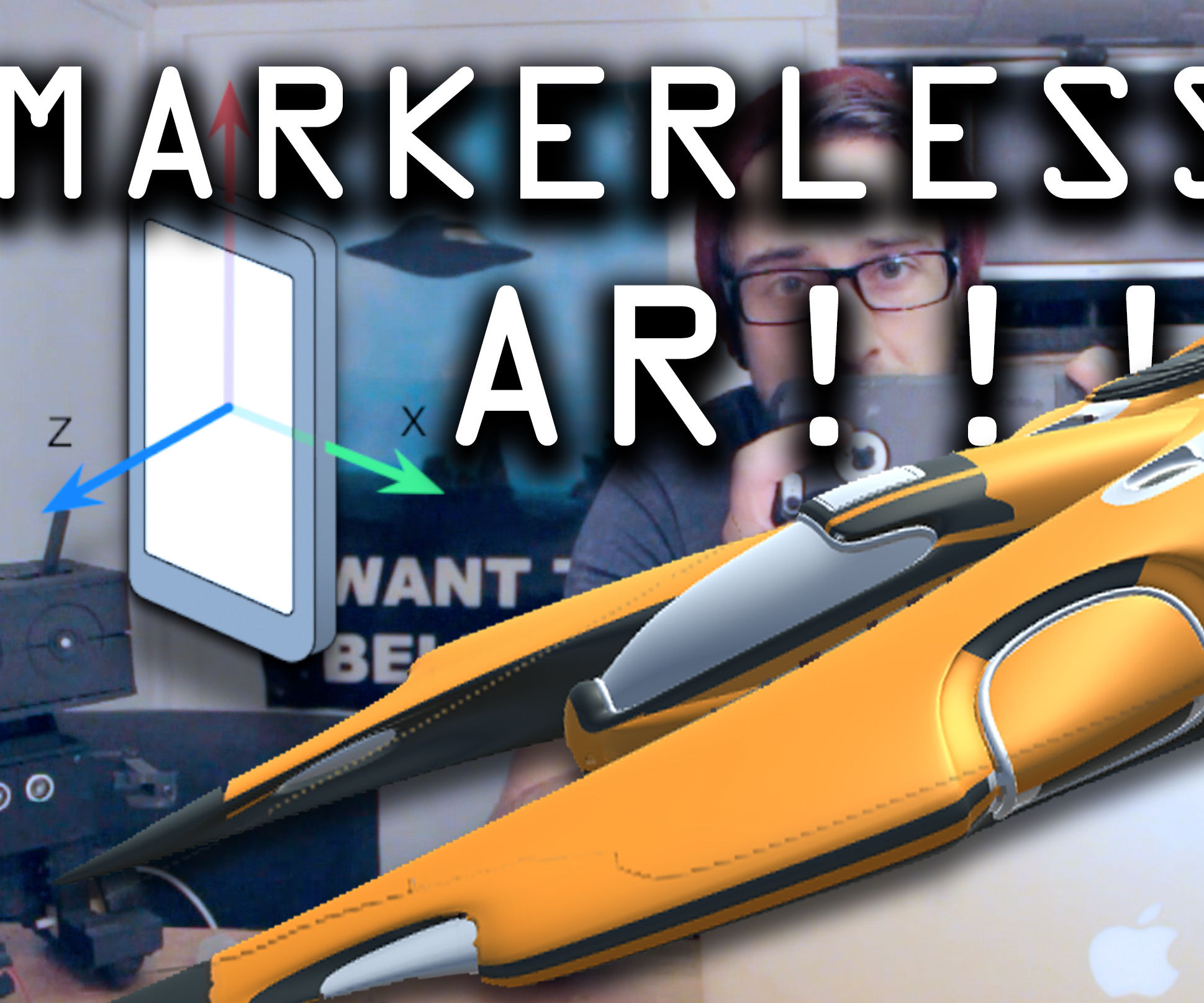Markerless Augmented Reality App for BEGINNERS!: 8 Steps (with Pictures)
