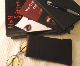 How To Sew A Sunglass or Eyeglass Case