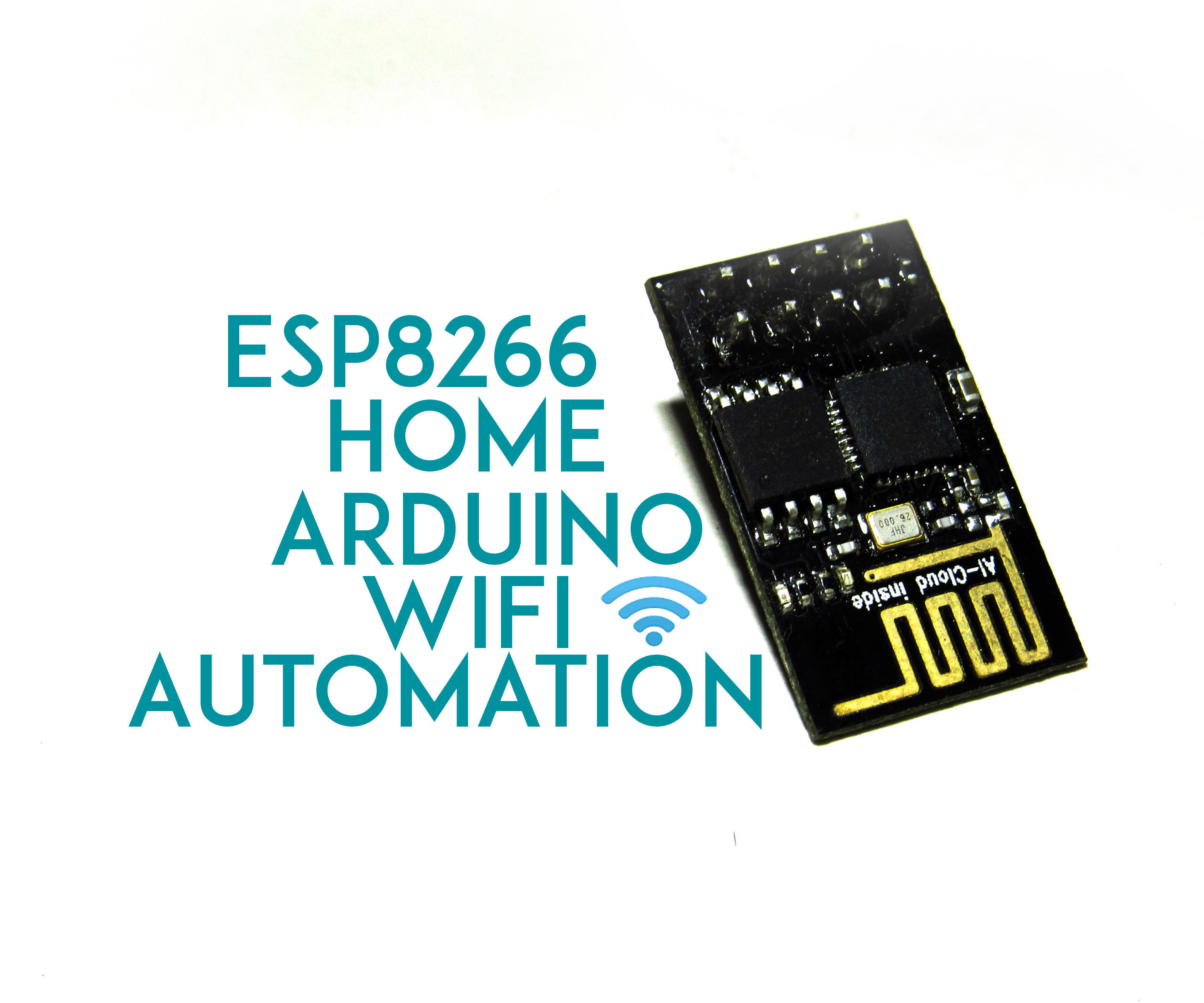 ESP 8266 Wifi Controlled Home Automation: 5 Steps (with Pictures)