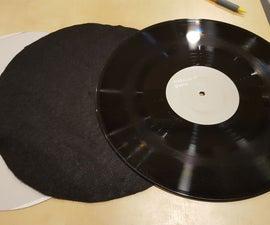 Slipmat for Record Player