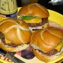 Fresh Ground Beef Burgers