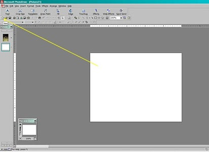 Create a Copy of Your Image for Editing
