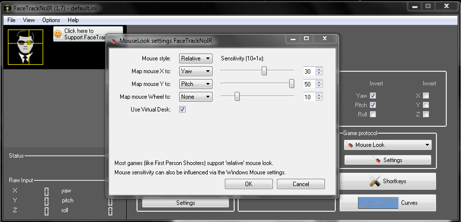 Picture of Setting Up the Software: