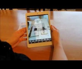 Augmented Reality Product Showcase (TfCD)