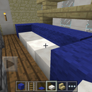 How to make a couch (that you can sit in) in minecraft