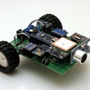 Arduino Robot that avoids human