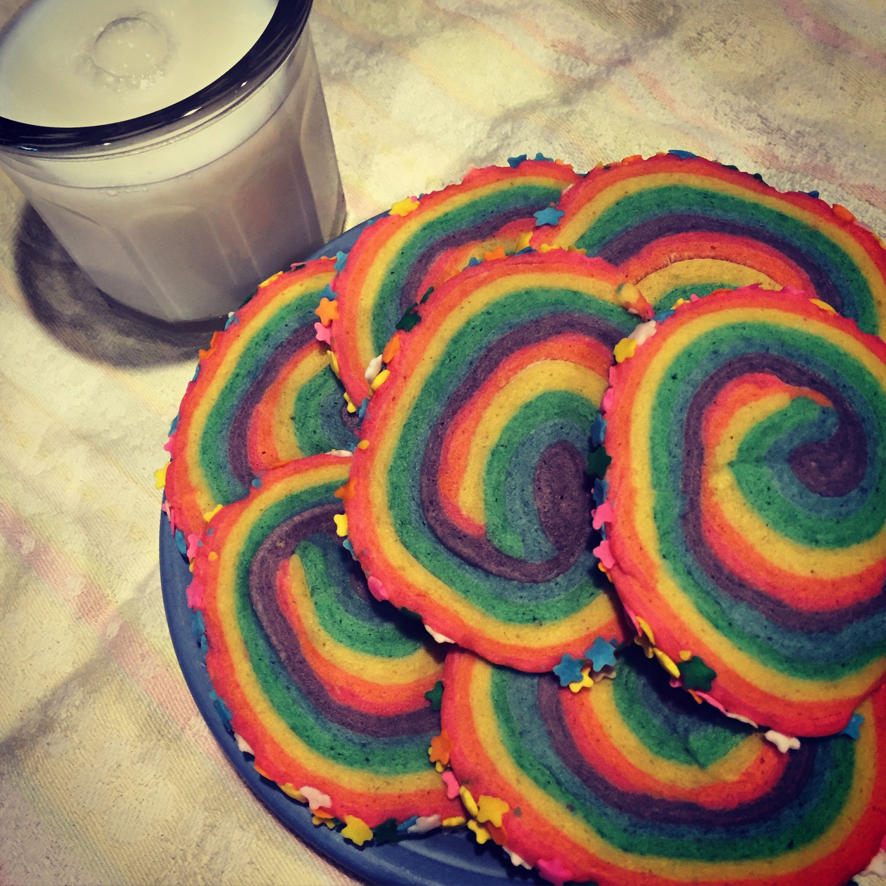 Picture of Slice and Bake Sugar Cookies