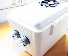 Homemade Air Cooler