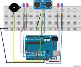 Arduino Motion Sensor Alarm