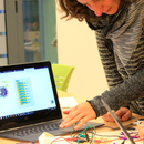 Lilypad Arduino + MBLOCK