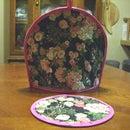 Kid Craft - Tea Pot Cozy and Placemat
