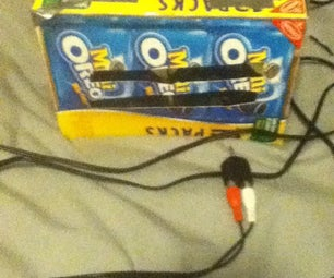 Portable Amplifier Speaker