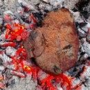Coal-Roasted Steak