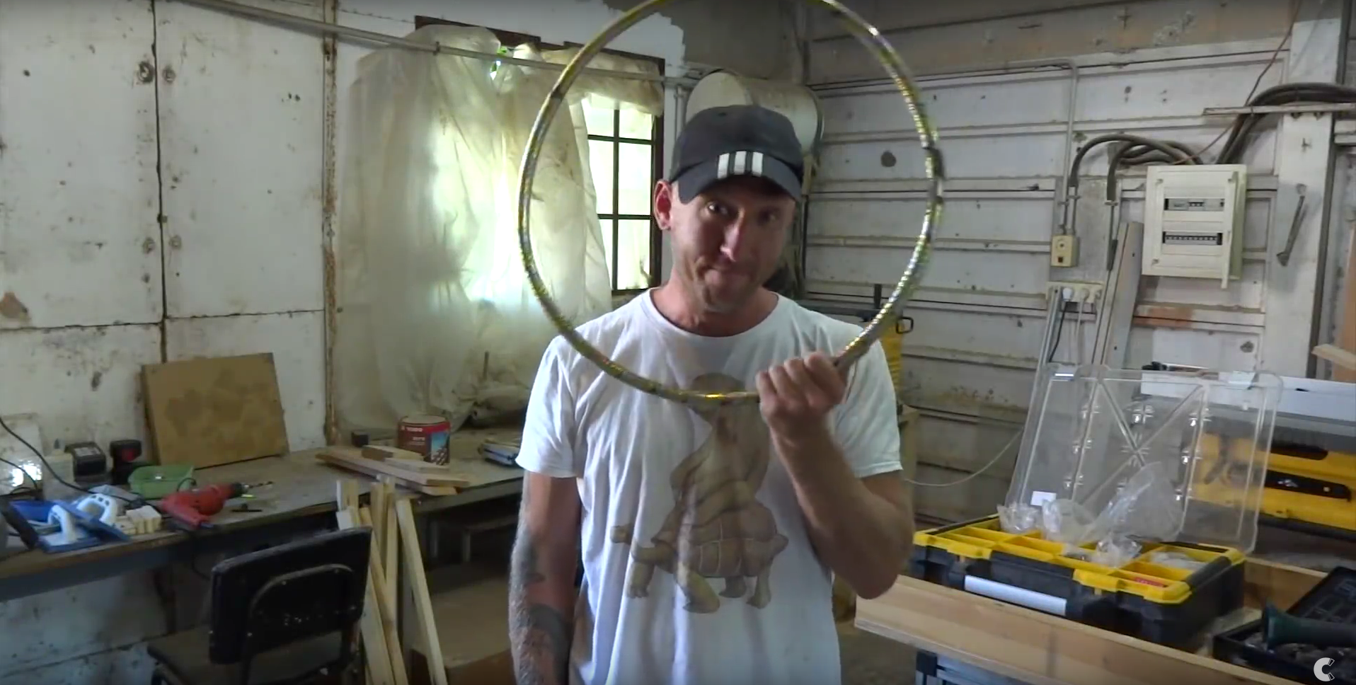 Picture of How to Make a Wooden Hula Hoop!