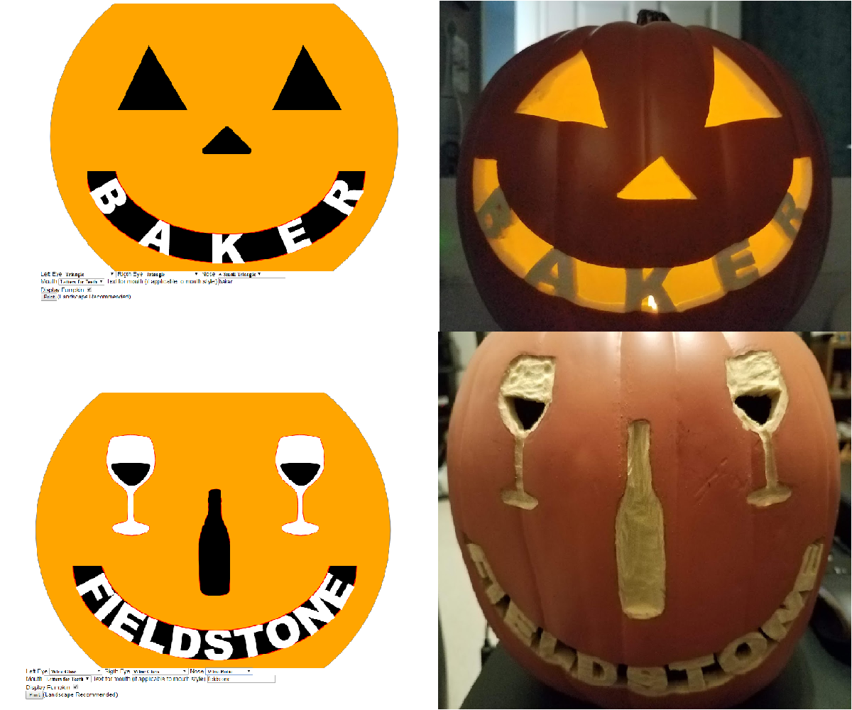Jack O'Lantern Template Maker: 8 Steps (with Pictures